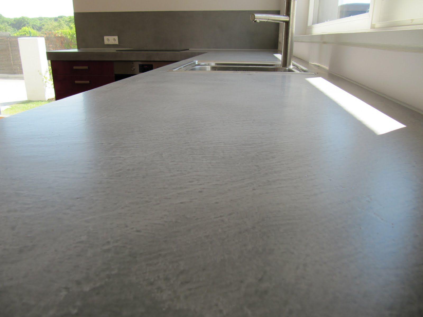 Küche Betonarbeitsplatte beton unique beton cire beton cire küche betonarbeitsplatte