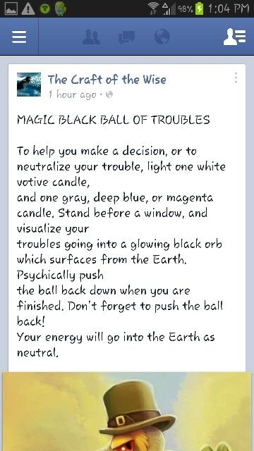 Pin by Yancy Walker on wicca craft of wise | Wiccan spells ...