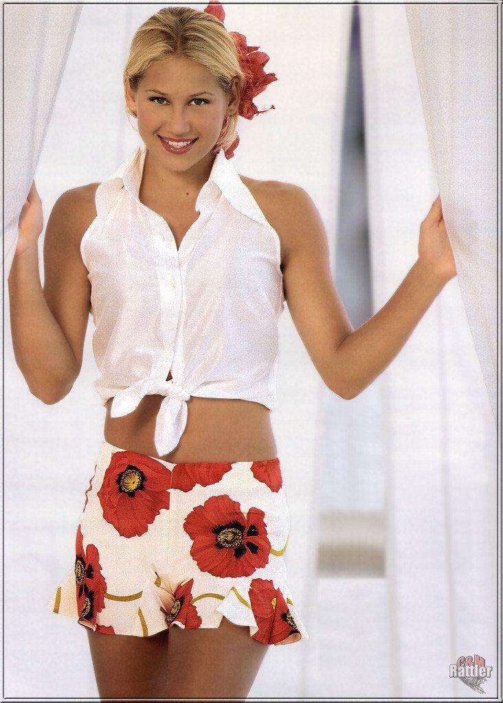 Anna Chakvetadze Hot Pics Corner   Hot Wallpapers