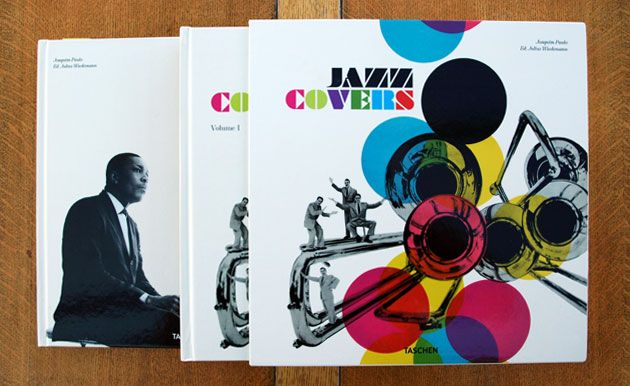 Jazz Covers – The Book Review