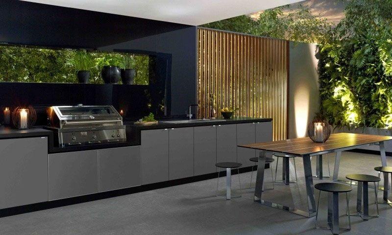 Cuisine Extérieure  10 idées pour aménager une cuisine extérieure - Cuisine D Ete Exterieure