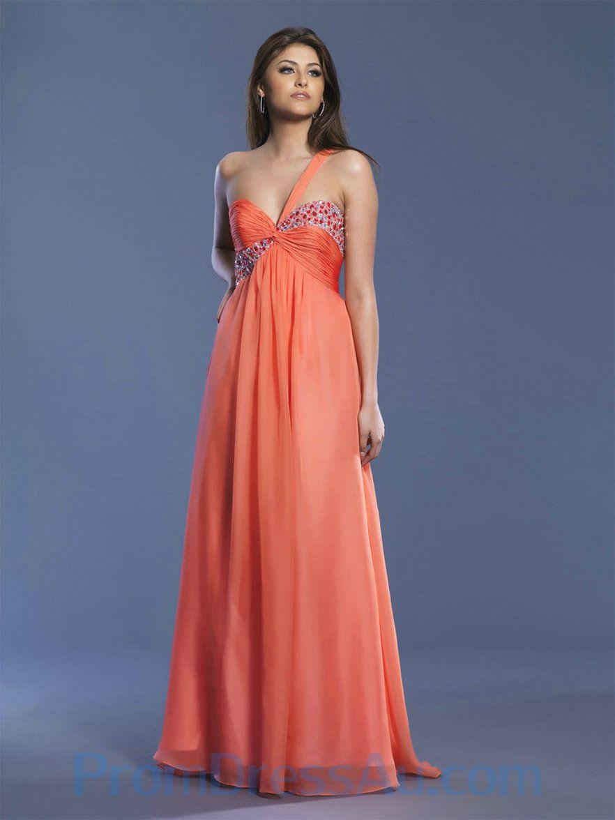 Coral Pink Prom Dresses Uk - Long Dresses Online | Adorable ...