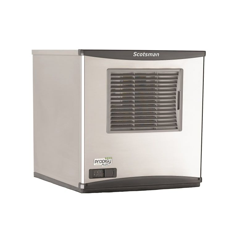 Scotsman N0622a 1 Prodigy 643 Lb Modular Nugget Ice Machine 115v Stainless Steel Commercial Ice Machines Ice Machine Modular Stainless Steel