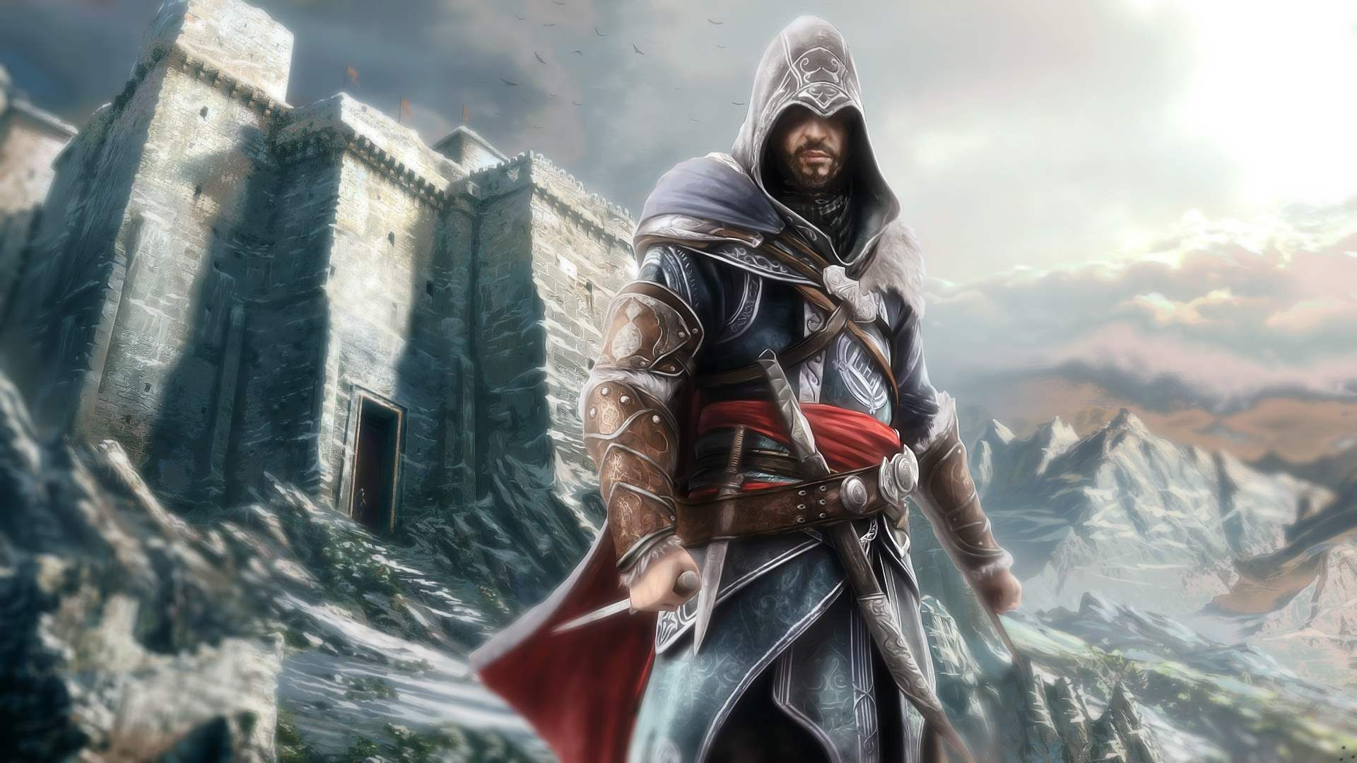 Cool Assassin S Creed Drawings Assassin S Creed Revelations