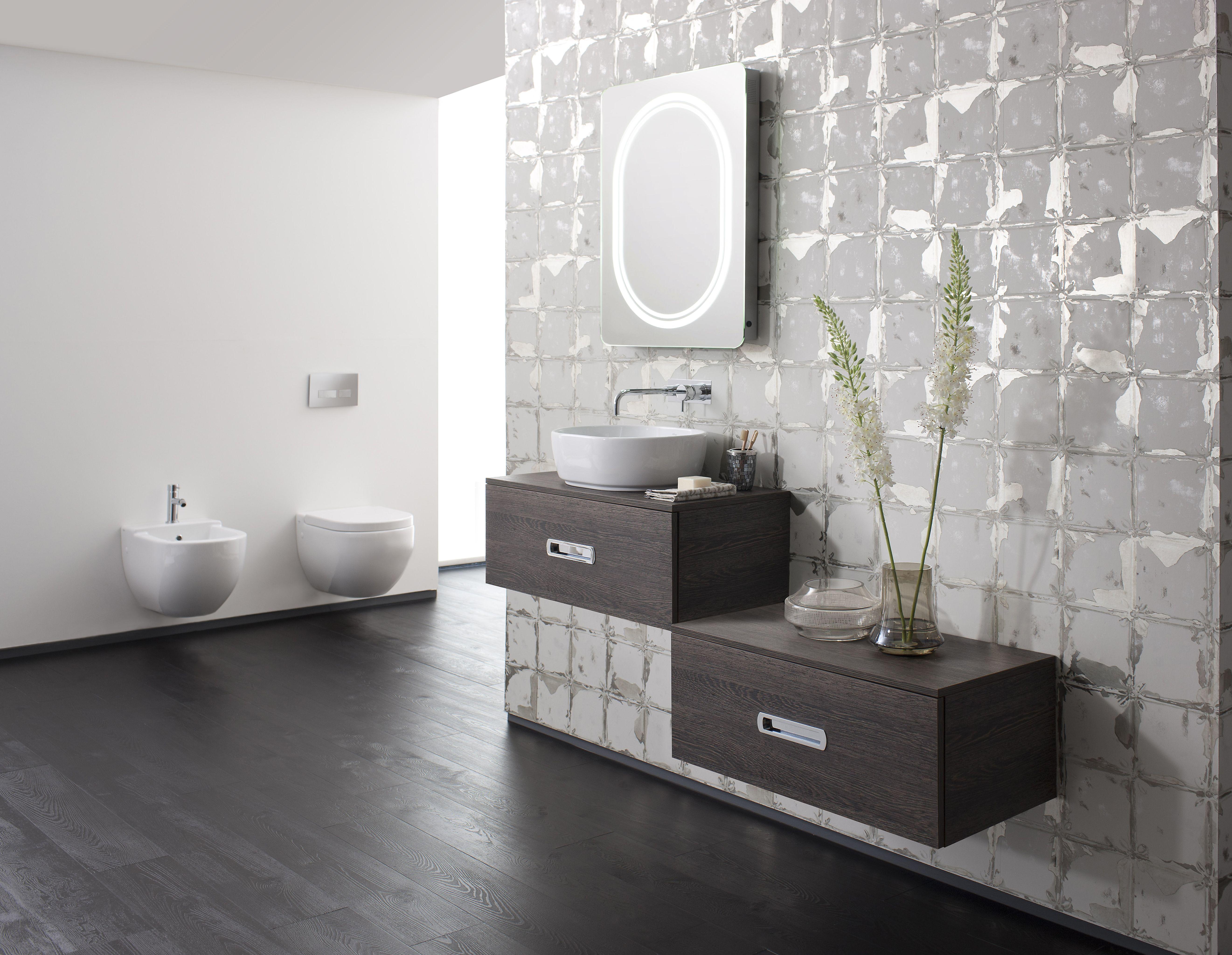 Seattle Ebony Bathroom Furniture Range from Crosswater http://www ...
