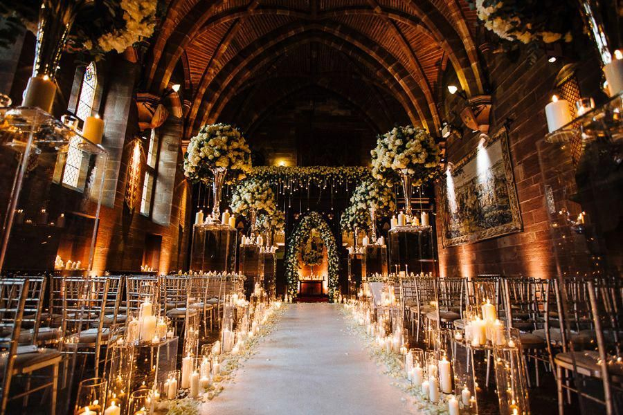 Strictly Wedding's over the moon to share this dreamy