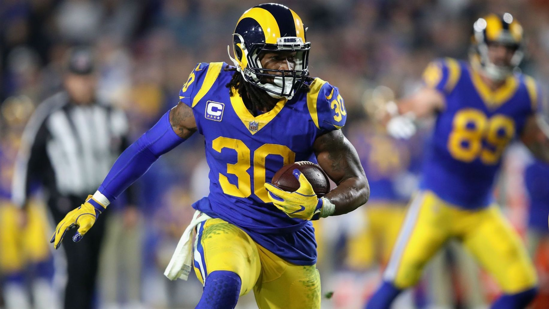 Fantasy Football Nfl Week 2 Impacts Of Todd Gurley Bobby Wagner Cory Littleton And Jared Goff With Images Fantasy Football Nfl Week Football