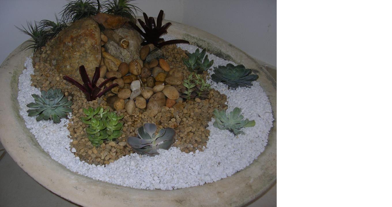 mini jardim oriental : mini jardim oriental:fontes de jardim on Pinterest