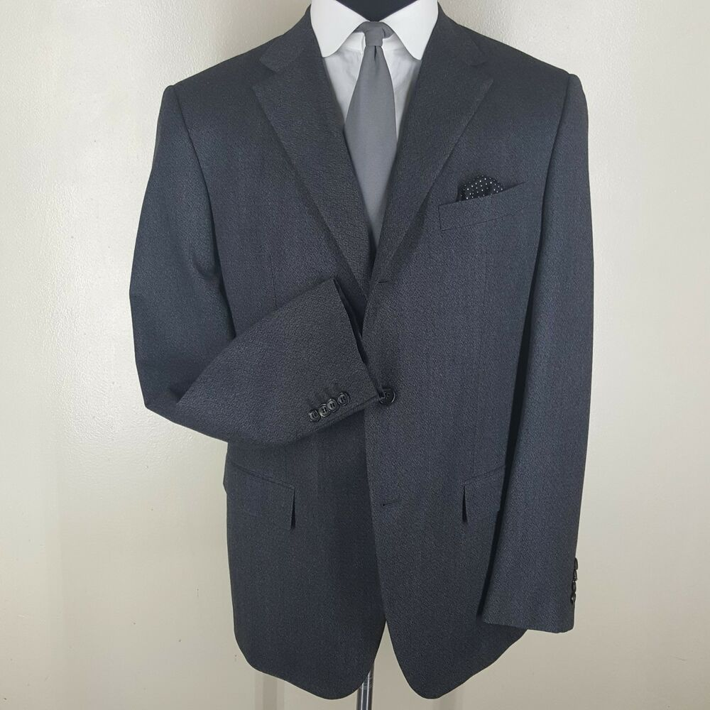 33762cc831823d eBay Sponsored) JIL SANDER 'Tailor Made Line' Suit 3 Btn Center Vent ...