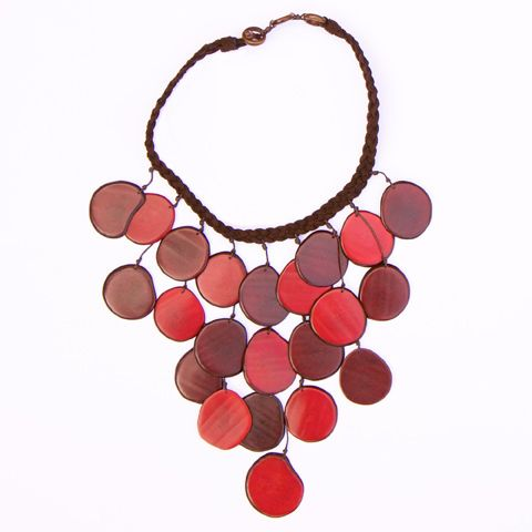 Hossada Necklace by orders8 at Ethical Ocean, $52