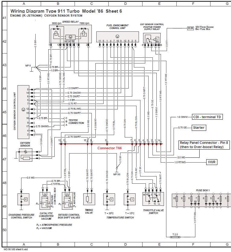 20 porsche wiring ideas  porsche porsche 911 fuse box