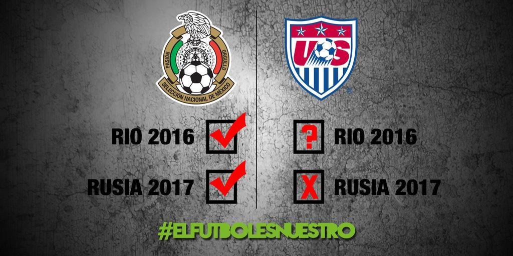 #ElFutbolEsNuestro   ¿Así o más claro?