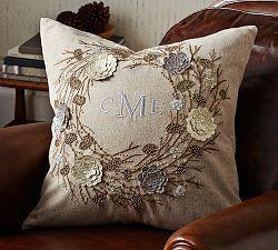 Holiday Pillows & Holiday Throw Pillows | Pottery Barn