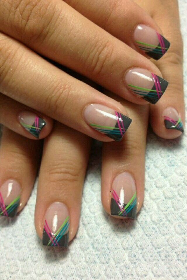 Pin By Lodie Hanquez On Nail Art Pinterest Creative Nails