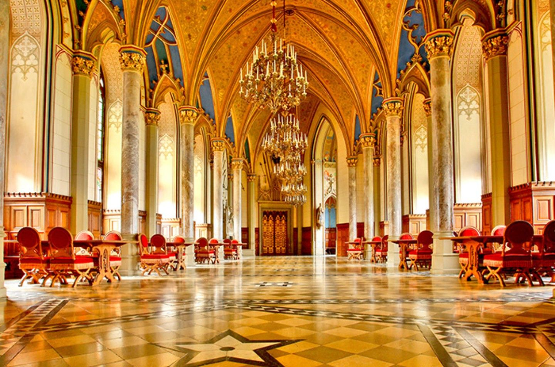 Pin By Mahayla Huff On Disney Princess Cinderella Wedding Hohenzollern Castle Castles Interior Germany Castles