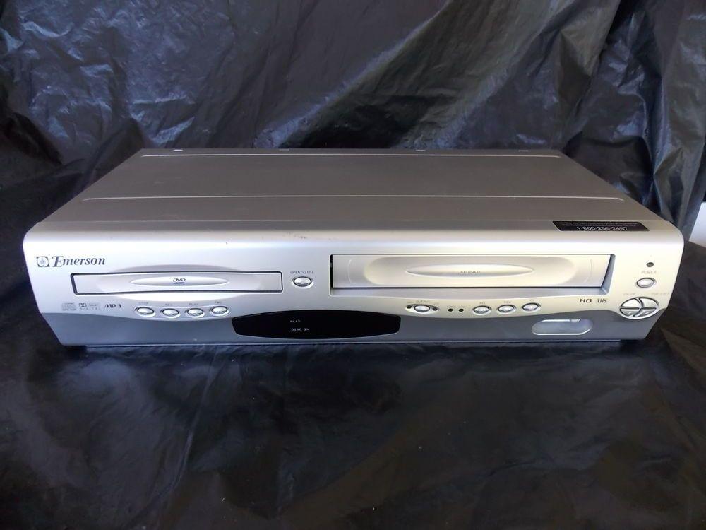 emerson dvd vcr combo player recorder ewd2203 no remote manual link rh pinterest com emerson dvd vhs player manual Magnavox DVD Player