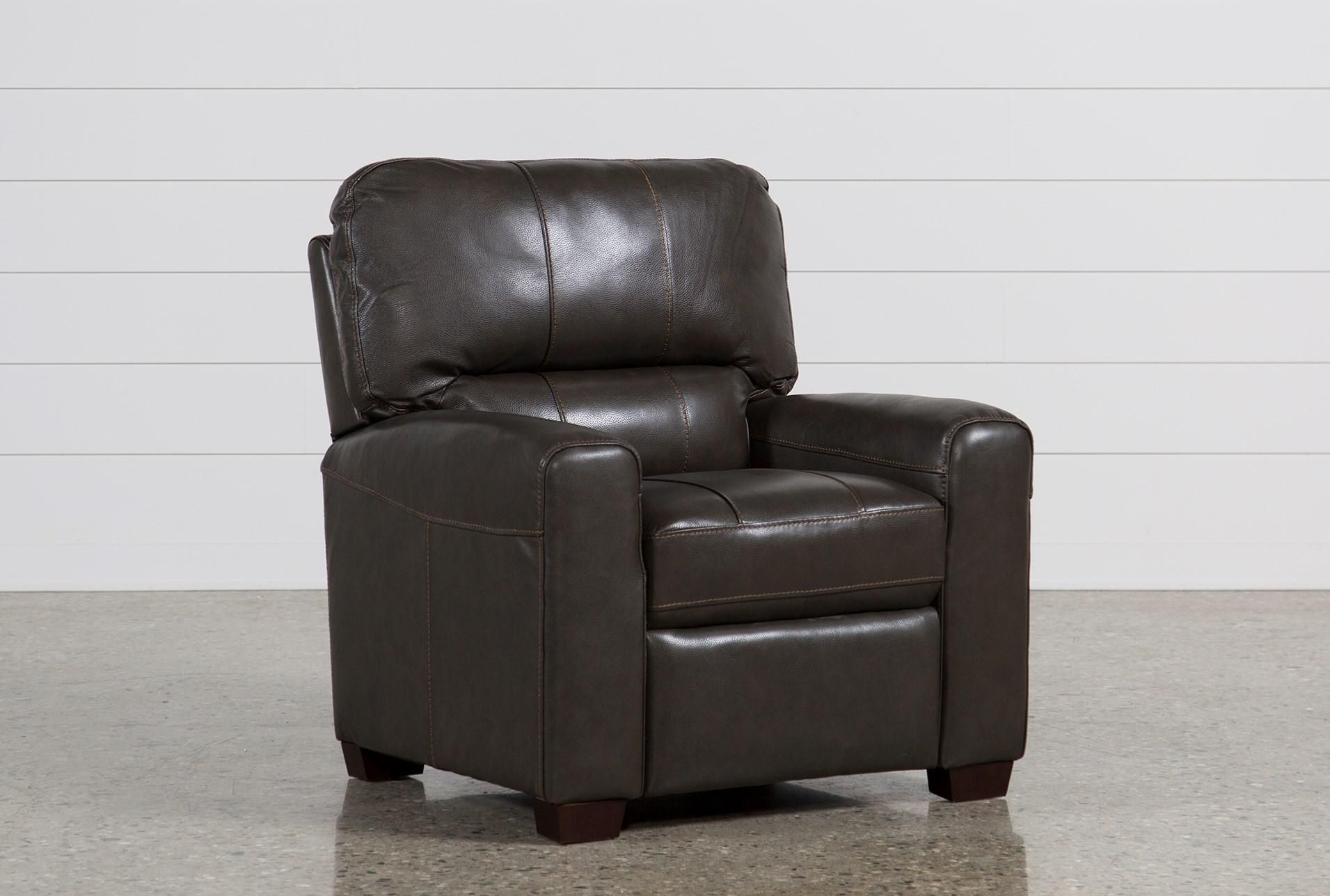 Delicieux Andrew Leather Recliner | Living Spaces Leather Recliner, Home And Living,  Recliners, Living