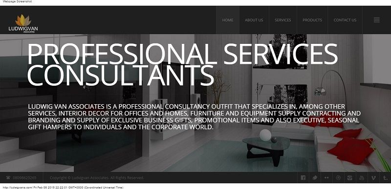 Ludwigvan Website Design Contemporary Media Solutions