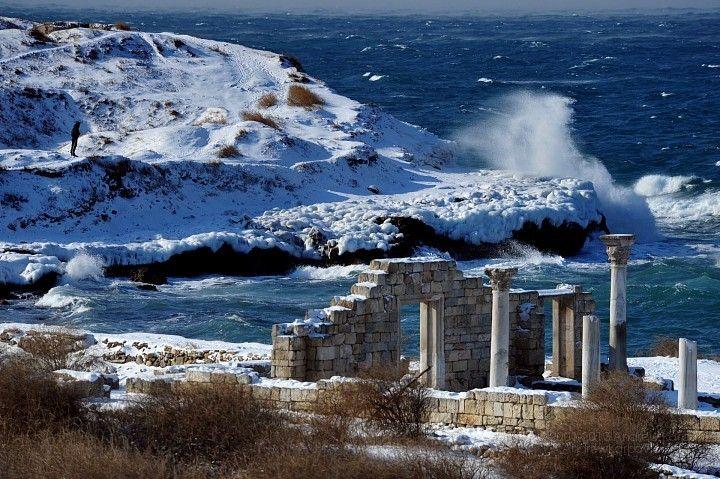 Winter landscape, photo 714
