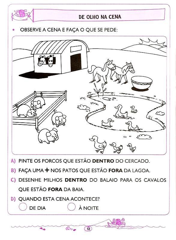 Matematica 5 E 6 Anos 4 Com Imagens Educacao Infantil