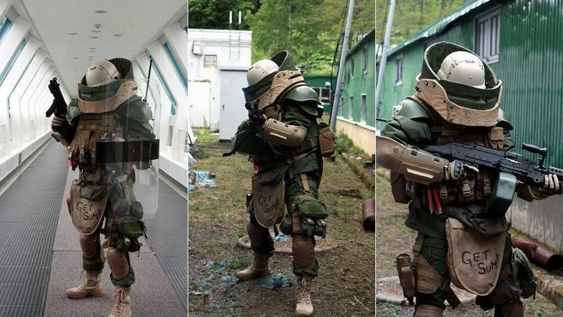 Juggernaut Costume
