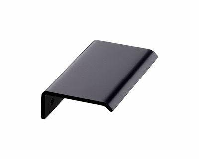 poign es porte de placard fixer sur la tranche accessoires mobilier pinterest poignee. Black Bedroom Furniture Sets. Home Design Ideas