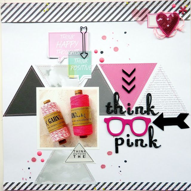 Think Pink (Kesi Art) Dani Peuss Designteam