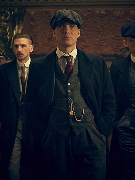 Peaky Blinders Tommy Shelby Trench Coat Peaky Blinders Tommy
