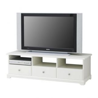 Se vende Mueble TV blanco, IKEA SEGUNDA MANO serie LIATORP.   Barcelona 75€