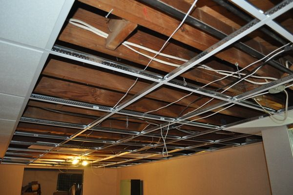 Image result for Dropped Ceilings installation