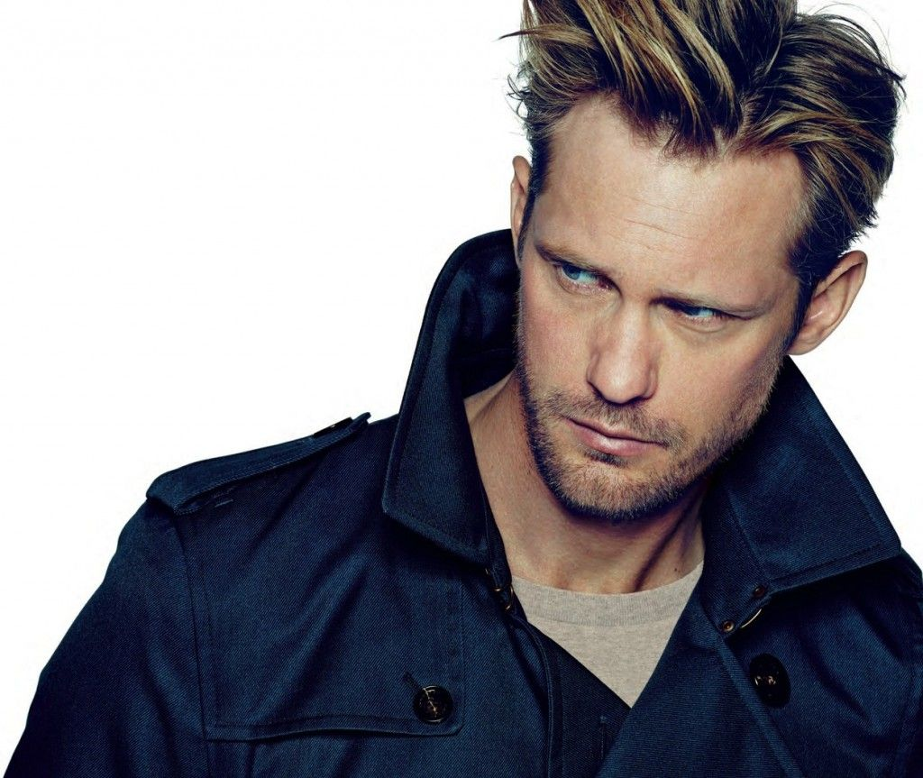 the alexander skarsgard best haircuts for men with receding