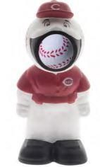 Cincinnati Reds MLB Squeeze Popper Mascot