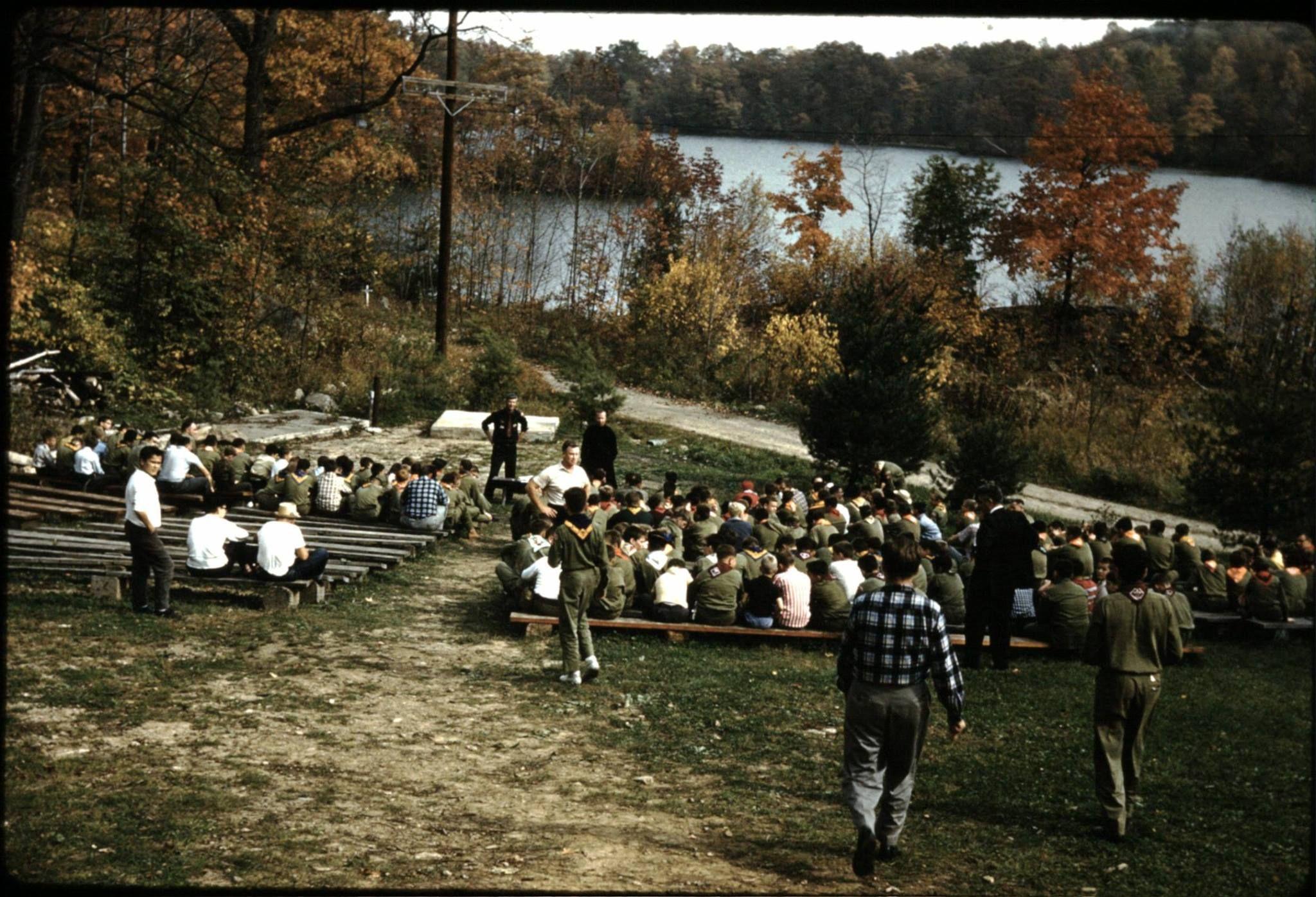 Camp Aheka in Towaco NJ Photo courtesy of James Marrocco | Vintage