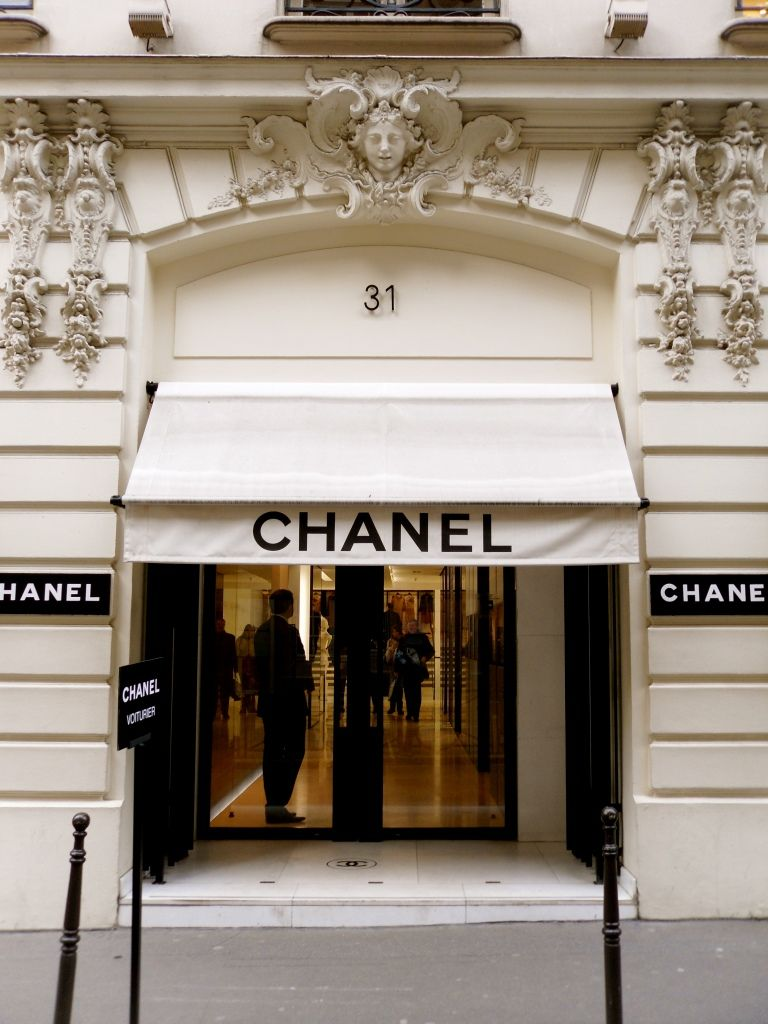 31 rue cambon the world of coco chanel chanel boutique for World boutique