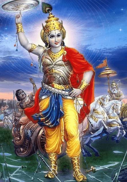 Why Did Lord Krishna Attack Bhishma In Mahabharata War Lord Krishna Wallpapers Radha Krishna Images Radha Krishna Pictures