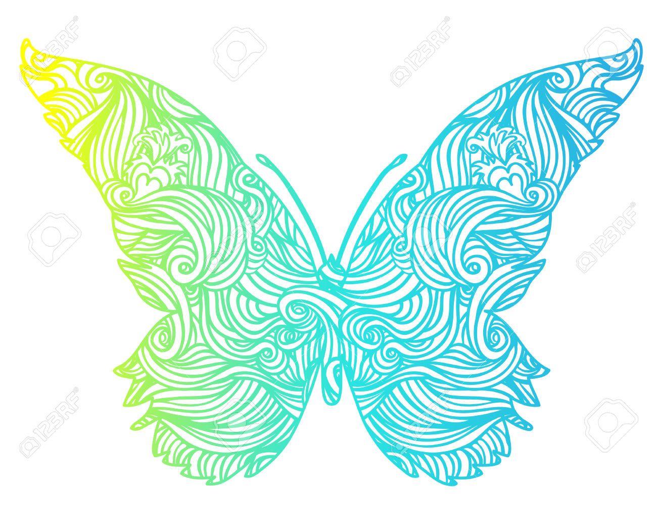 The Paisley papillon - Google Search