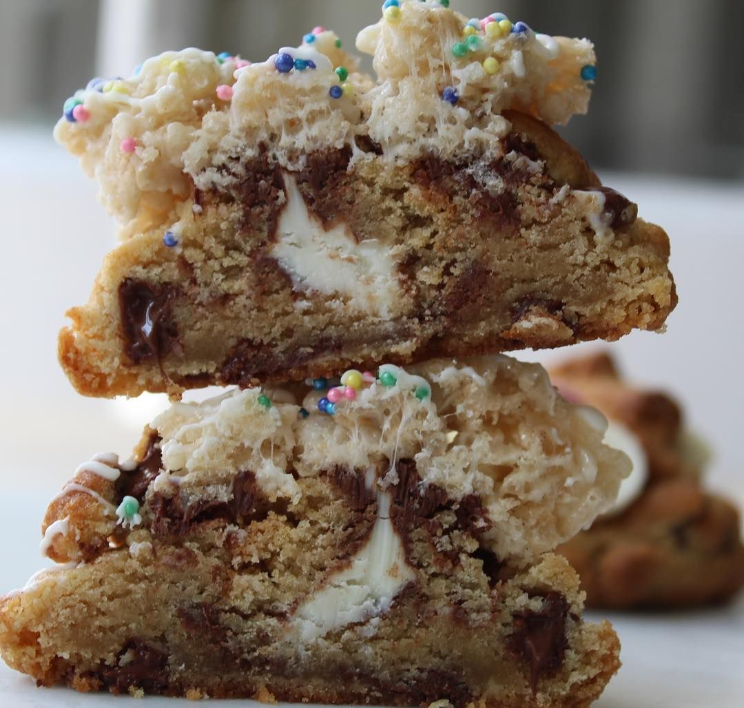 Sweet Shot Cookies On Instagram Easter Time Special Choco Krispy White Chocolate White Chocolate Food Choco