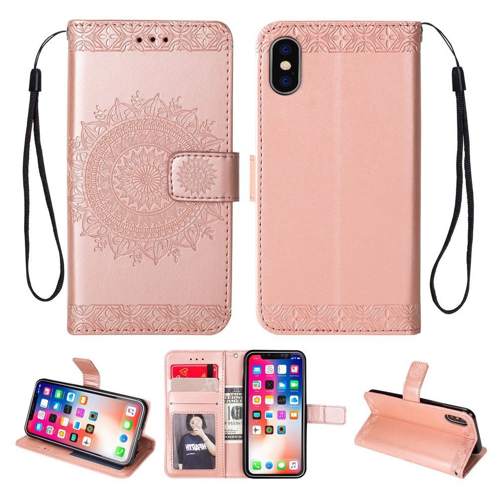 Floral Iphone Case for sales  FloralIphoneCase  FloralphoneCase Women s  Flip Magnetic Wallet Case Floral Print Cover For iPhone 7 8 XS MAX XR A -   3.98 End ... 1b688f29c