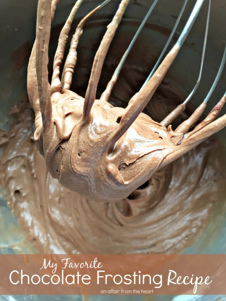 The Best Sour Cream Chocolate Frosting Recipe Chocolate Frosting Sour Cream Chocolate Frosting Chocolate Frosting Recipes