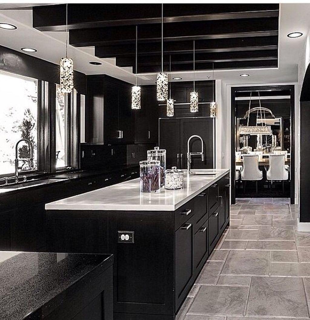 45 Inspiring Kitchen Bars Stove Design Ideas Modern Kitchen Cabinet Design Interior Design Kitchen Kitchen Design