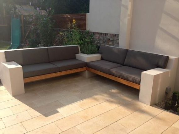 Outdoor Waterproof Cushions And Upholstery Patio