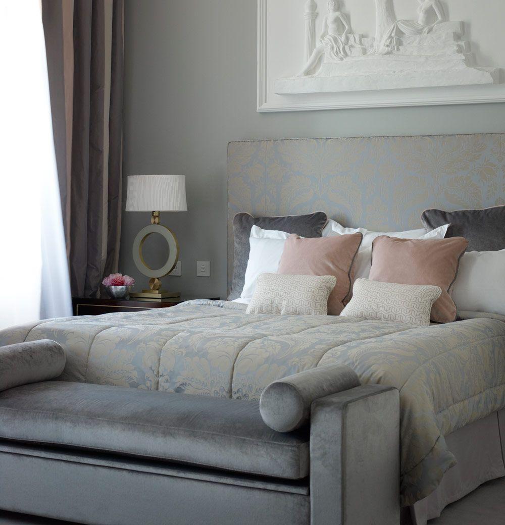 Photo of Inredarens 9 tips – så fixar du hotellyx i ditt sovrum