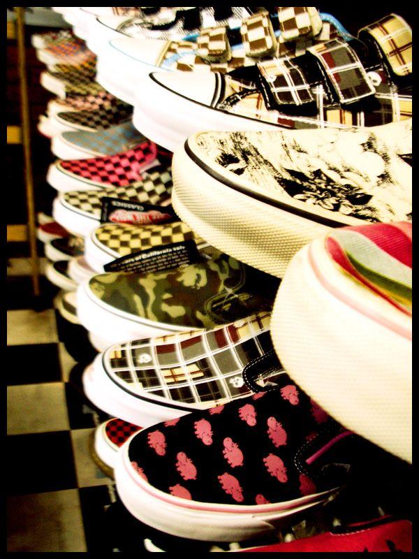Vans shoes, Vans