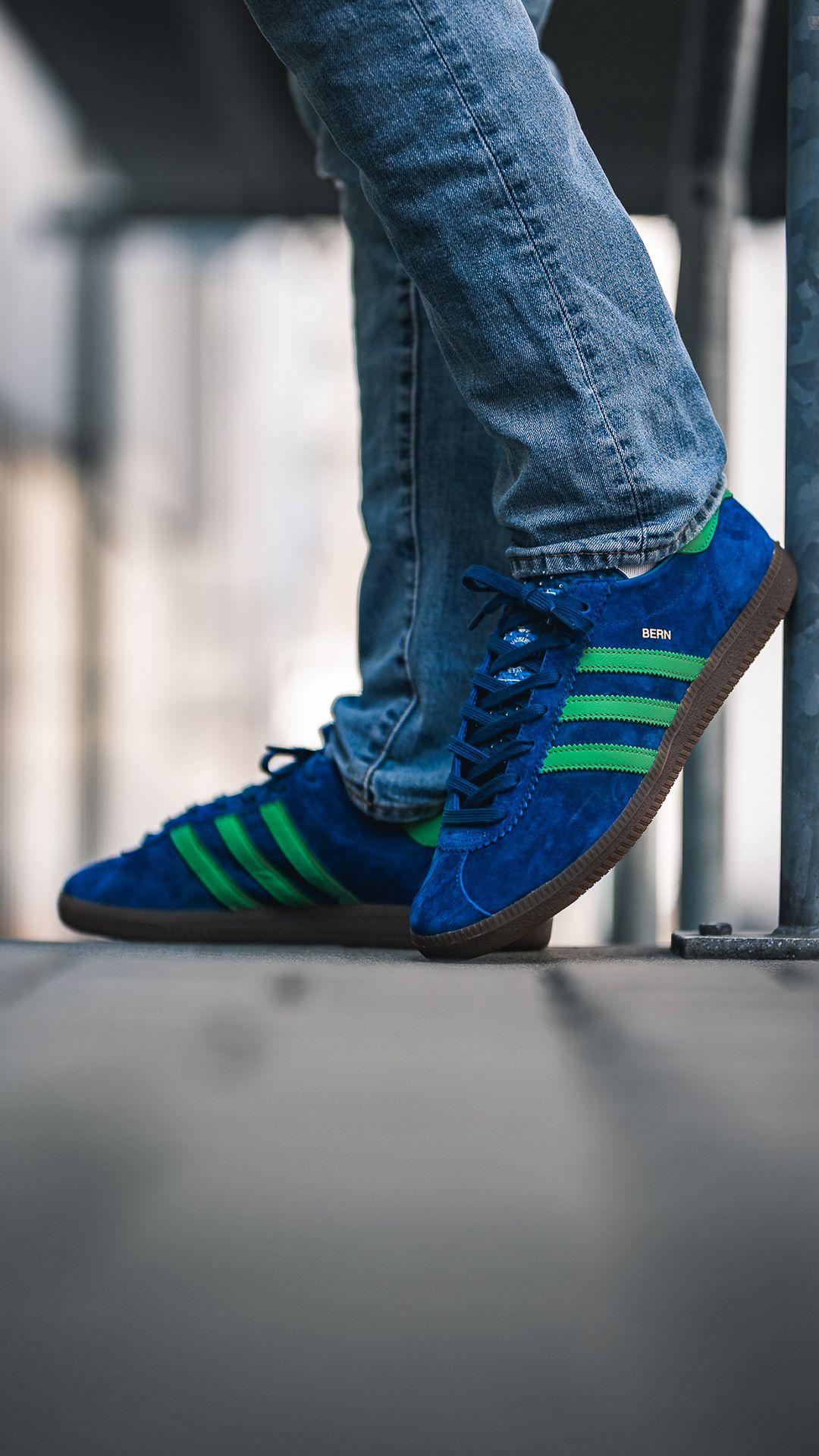 adidas Bern (Blue Green) EE4927