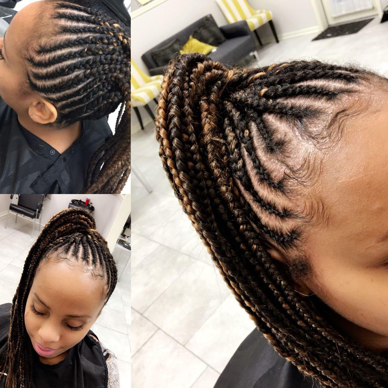 Perfect scalp braids hairstyles pinterest