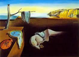 A Persistencia da Memoria de Salvador Dali
