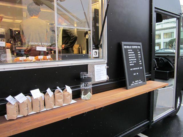 Réveille Coffee Co. (coffee truck!)