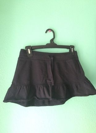 Buy my item on #vinted http://www.vinted.com/womens-clothing/mini-skirts/15717590-short-black-skirt