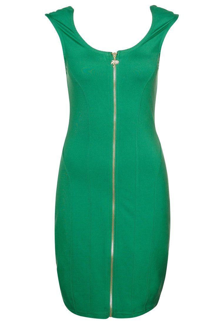 #Vestido de algodón #verde #mint - Zalando ☼Sport Chic ...