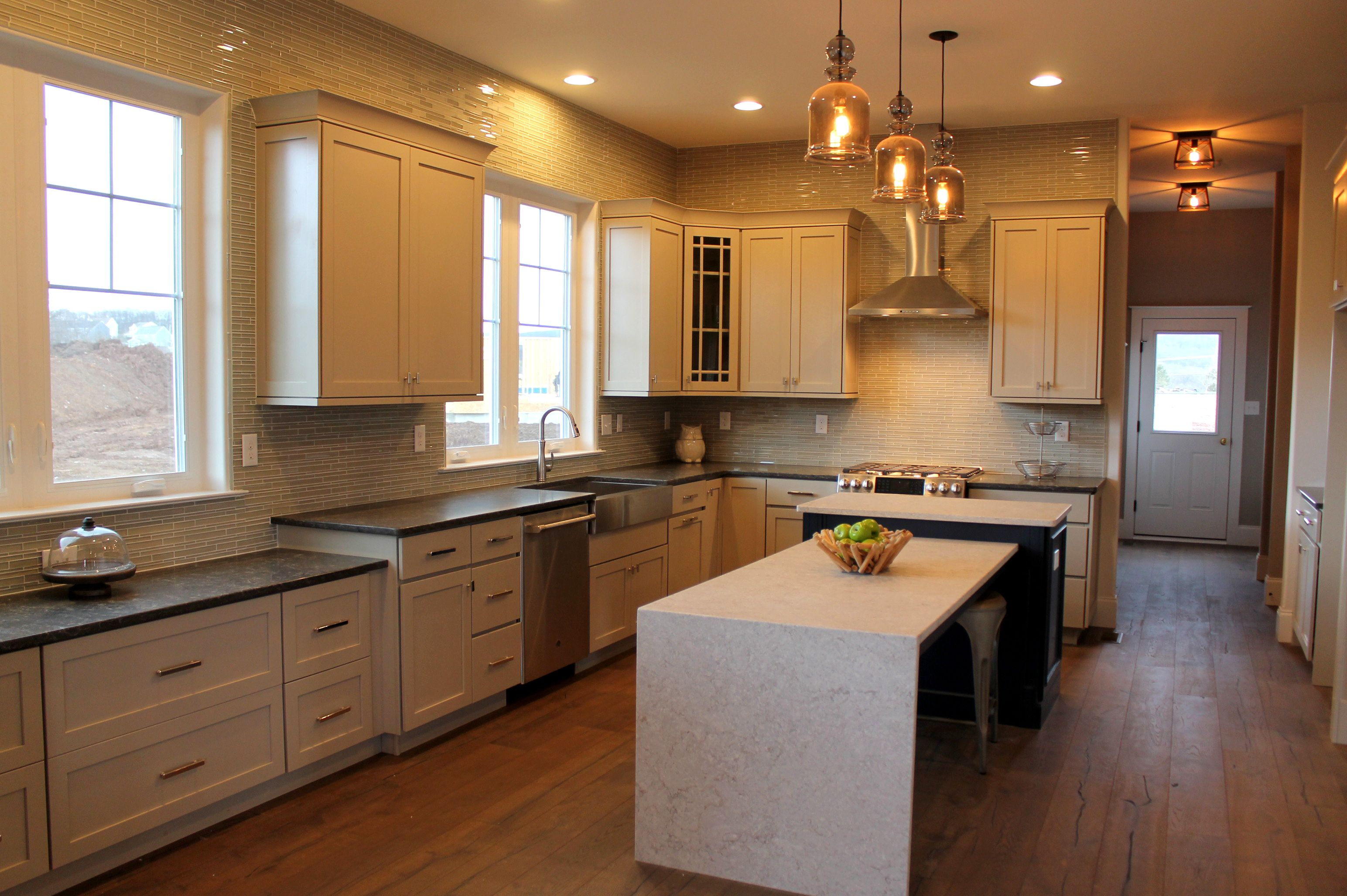 Rotelle Custom Homes   Kitchen   Bally Springs III Model Aberdeen